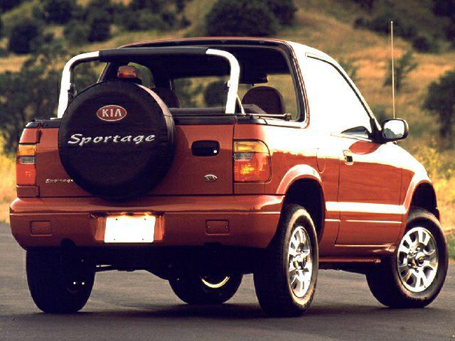 2000 Sportage