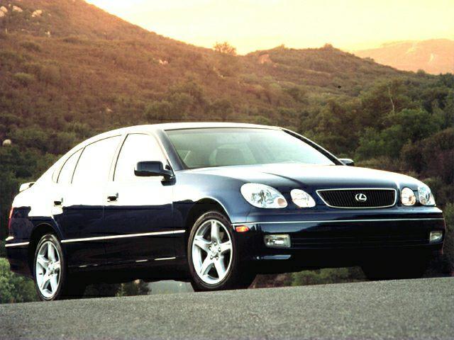 2000 GS 400