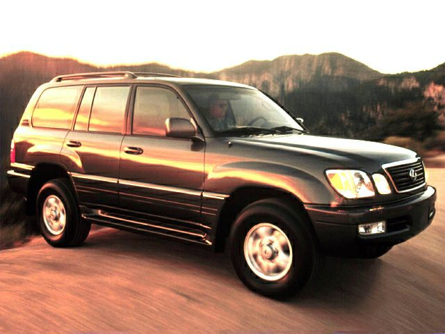 2000 Lexus LX 470 Exterior Photo