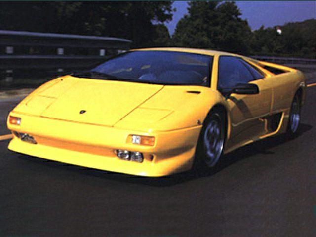 1999 Lamborghini Diablo Information