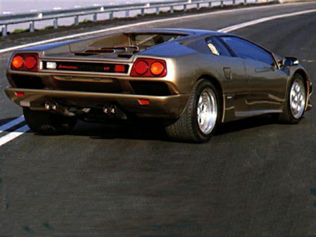 1999 Lamborghini Diablo Vt 2dr Coupe Pricing And Options