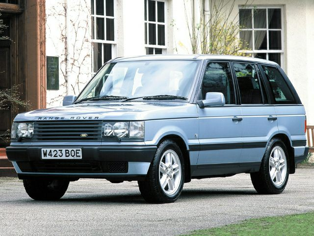 2000 Land Rover Range Rover Pictures