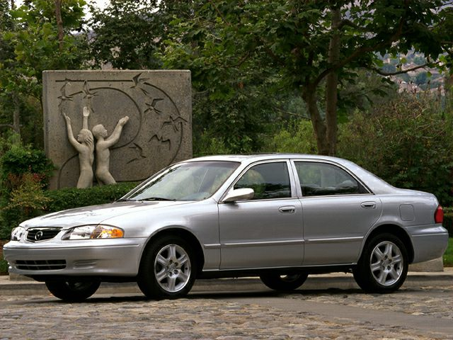 2001 mazda 626 new car test drive 2001 mazda 626 new car test drive