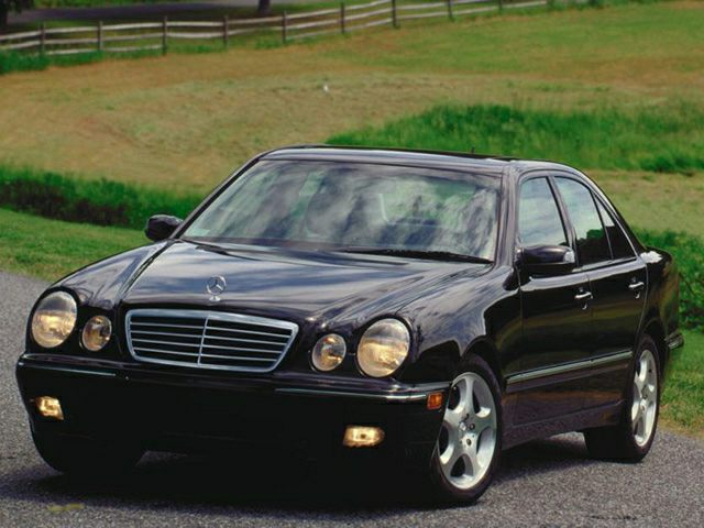 2000 Mercedes-Benz E-Class Exterior Photo