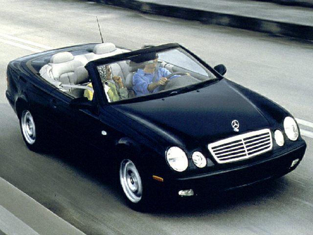 2000 CLK-Class