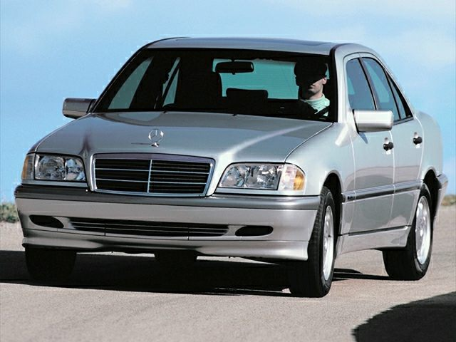 2000 mercedes benz c class information. Black Bedroom Furniture Sets. Home Design Ideas