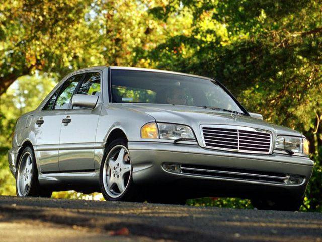 2000 Mercedes-Benz C-Class Pictures