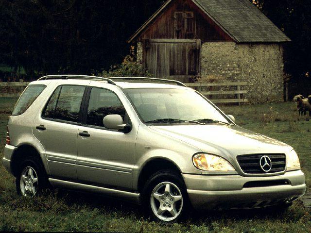 2000 M-Class