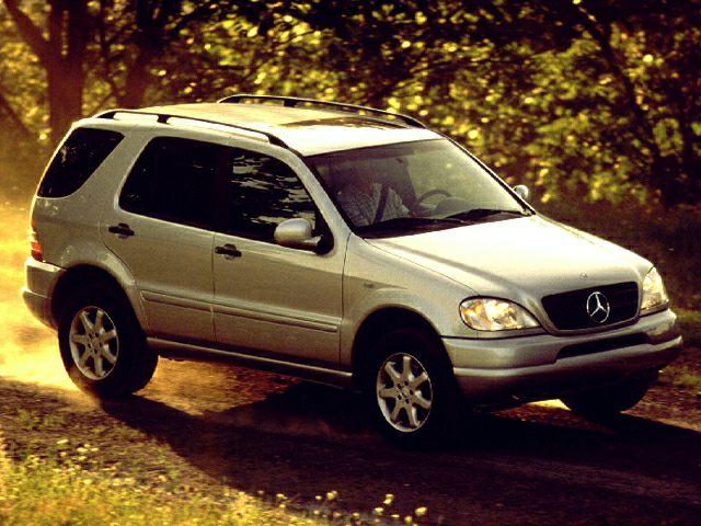 2000 Mercedes Benz M Class Information