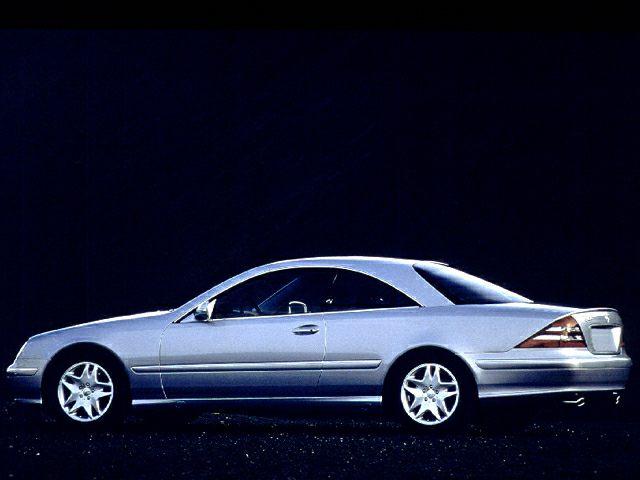2000 mercedes benz cl class information for Mercedes benz cl 300 for sale