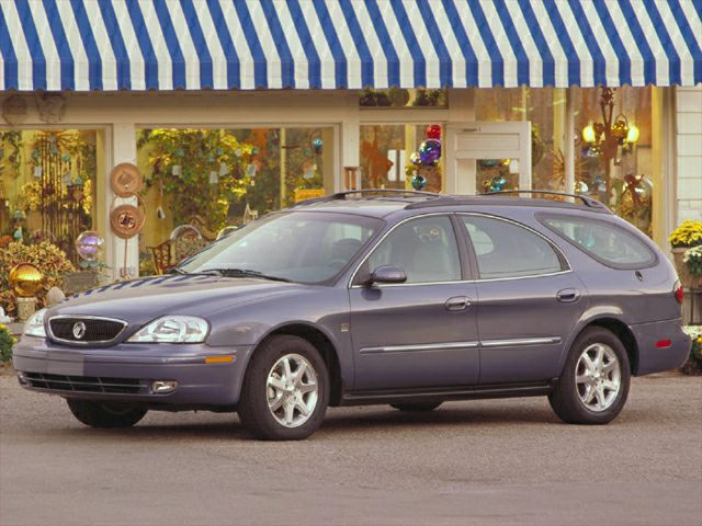 2000 mercury sable ls premium 4dr station wagon pictures. Black Bedroom Furniture Sets. Home Design Ideas