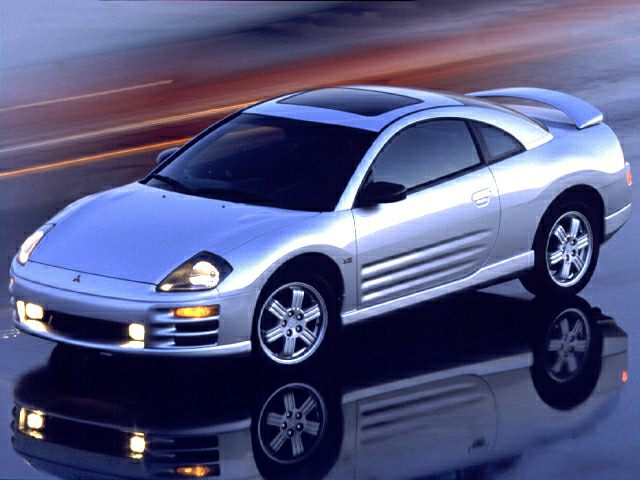 2000 Mitsubishi Eclipse GT 2dr Coupe Specs and Prices