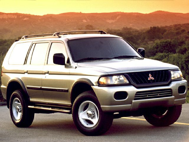 2000 Montero Sport