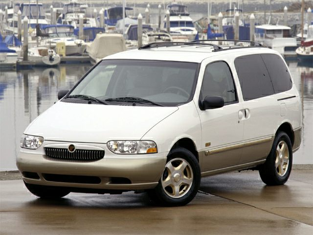 2000 mercury villager sport passenger van specs and prices