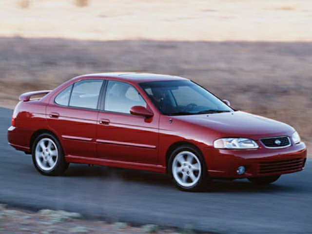 2000 Nissan Sentra Pictures
