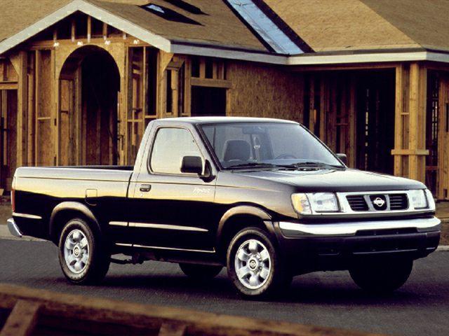 2000 Nissan Frontier Information