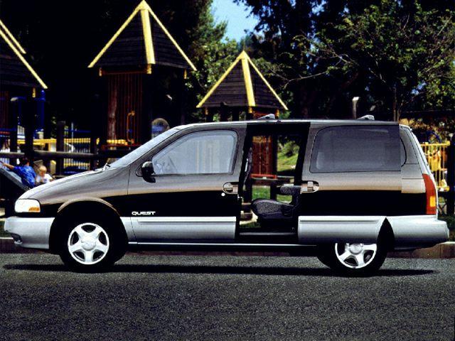 2000 Nissan Quest Exterior Photo