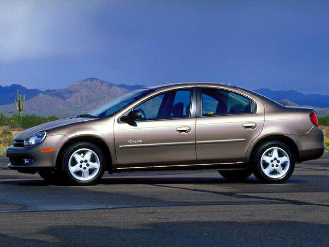 2000 Plymouth Neon Lx 4dr Sedan Information