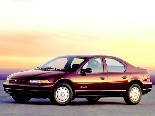 2000 Plymouth Breeze Exterior Photo