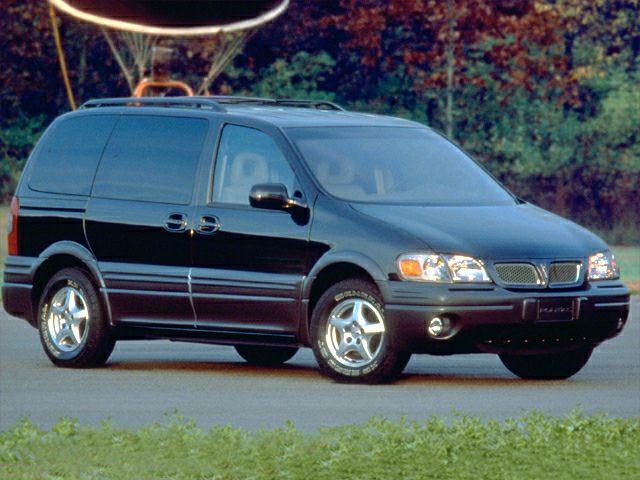 2000 Pontiac Montana Exterior Photo
