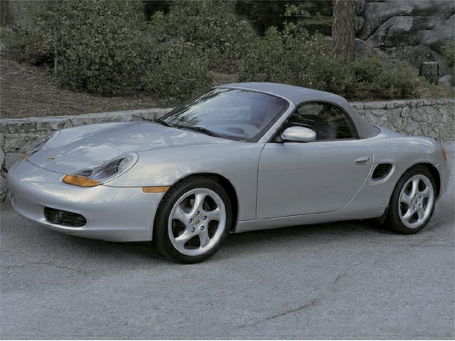 2000 Porsche Boxster Exterior Photo