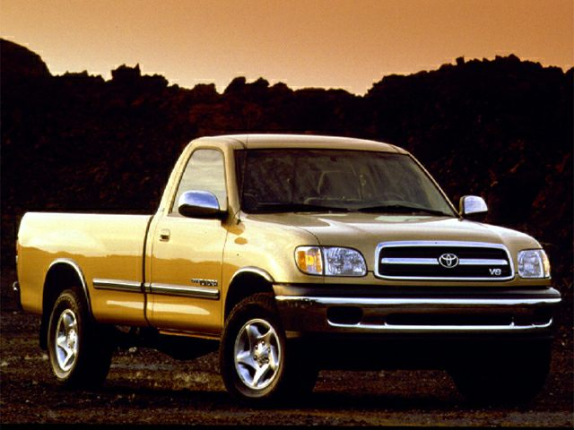2001 Toyota Tundra Pictures
