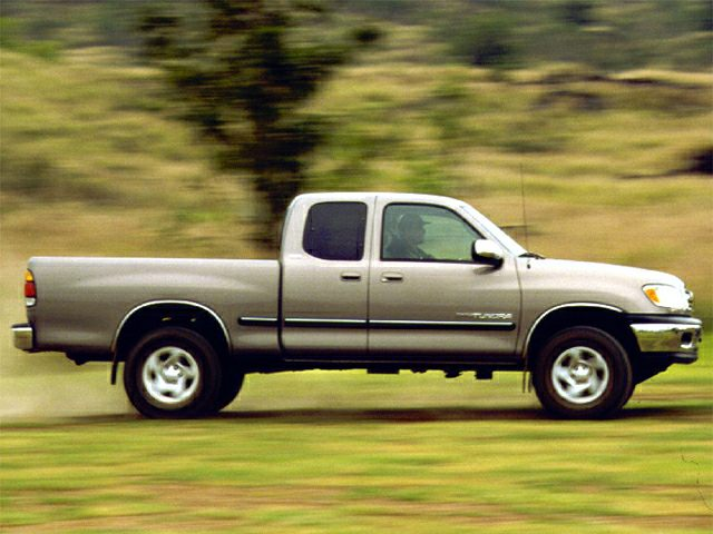 2000 Toyota Tundra Sr5 V8 4dr 4x4 Access Cab Specs And Prices