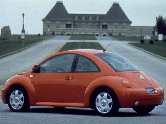 2000 New Beetle
