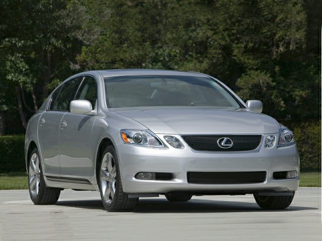 2007 Lexus GS 350 Information