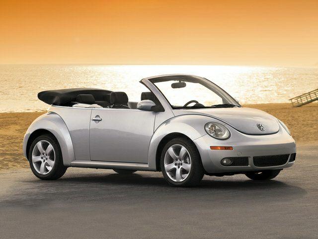 2007 New Beetle