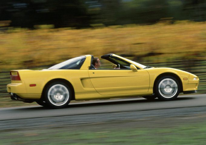 2001 Acura NSX Exterior Photo