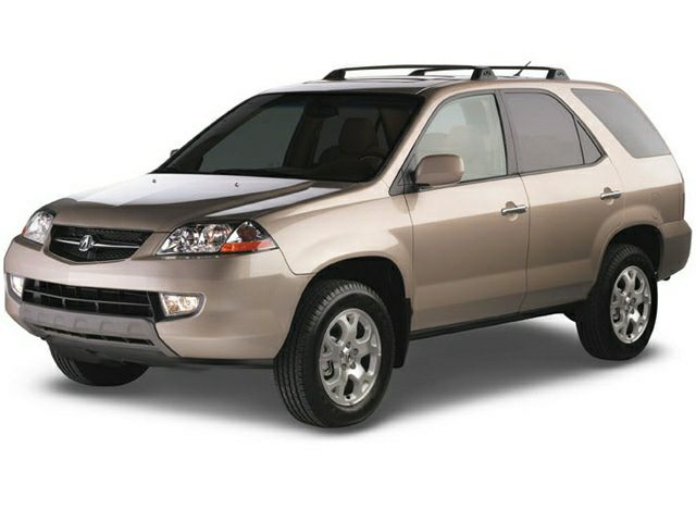 2001 Acura MDX Pictures