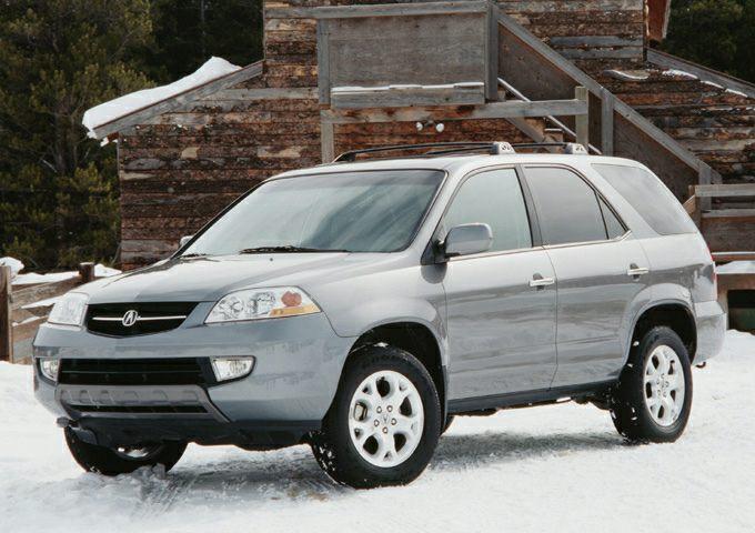 2001 Acura MDX Exterior Photo
