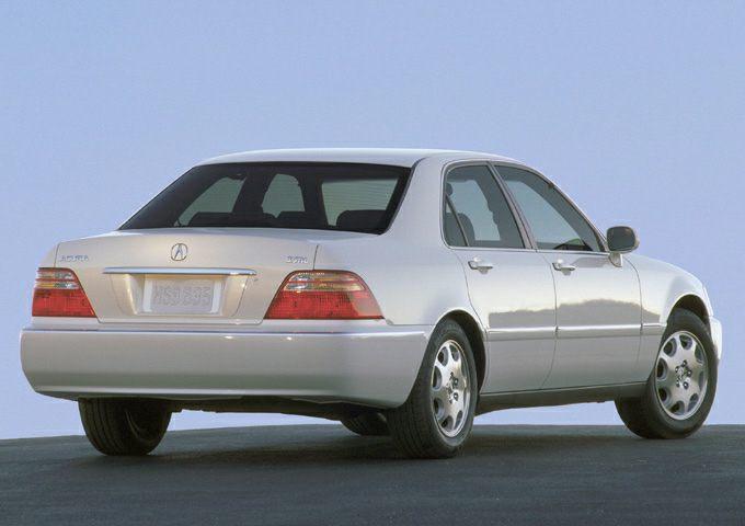 2001 Acura RL Exterior Photo