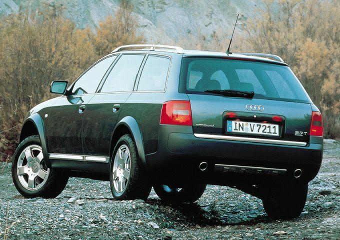 Audi Allroad Pictures - Allroad audi