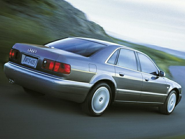 2001 audi s8 information. Black Bedroom Furniture Sets. Home Design Ideas