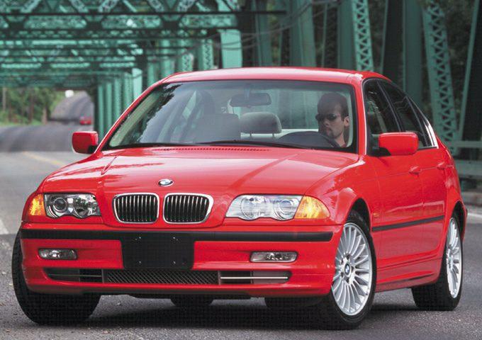 2001 bmw 300i specs