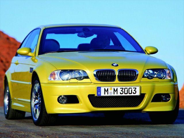 2001 M3