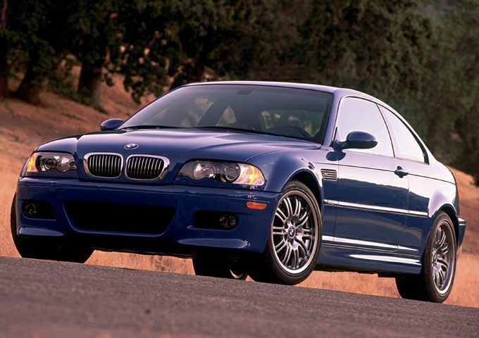 2001 BMW M3 Specs and Prices
