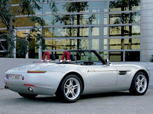 2001 BMW Z8 Information