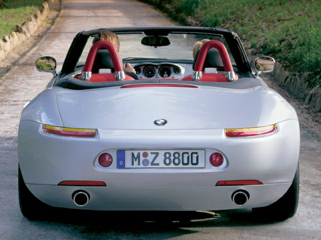 2001 BMW Z8 Specs and Prices