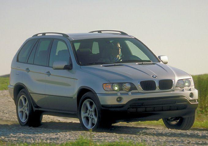 2001 BMW X5 Exterior Photo