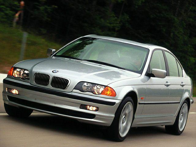 2001 BMW 325 Exterior Photo