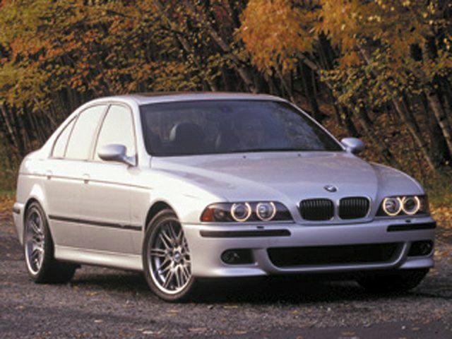 2001 M5