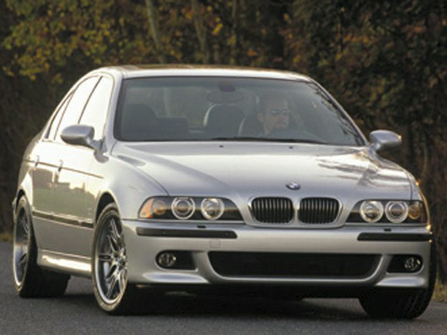 2001 BMW M5 Specs and Prices