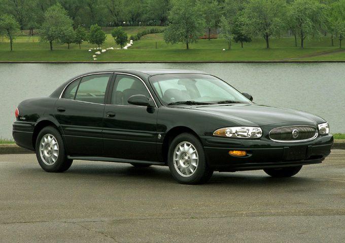 2001 buick lesabre custom 4dr sedan book value | autoblog