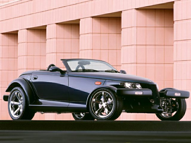 2001 Prowler