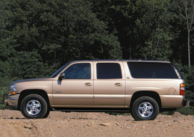 2001 Chevrolet Suburban 1500 Base 4dr 4x4 Specs And Prices