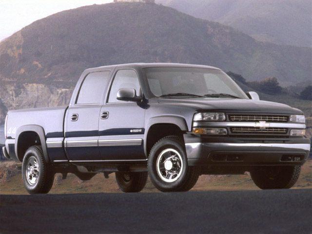 2001 Silverado 1500HD