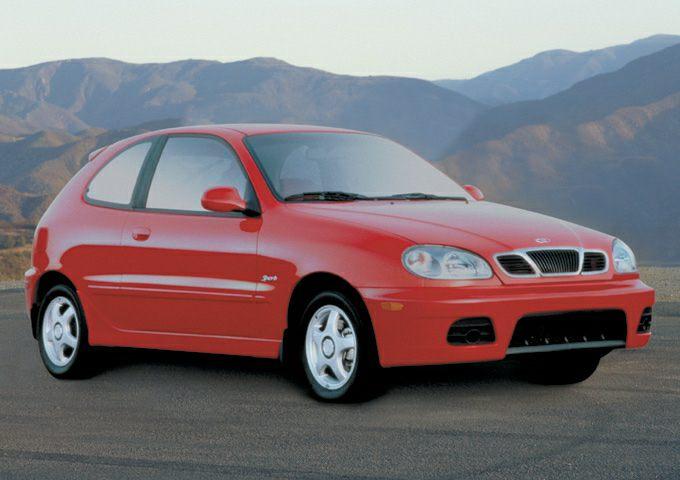 2001 Daewoo Lanos Specs and Prices